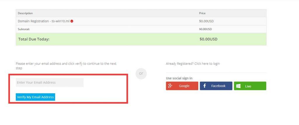 《Freenom—注册属于自己的免费顶级域名》